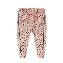meisjes broek smokey pink + aop