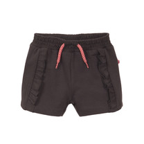 meisjes short smokey grey