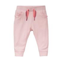 meisjes broek light pink