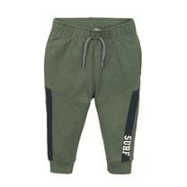 jongens broek faded green
