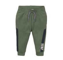 Dirkje jongens broek faded green