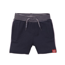 jongens short navy
