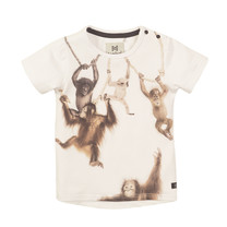 jongens T-shirt white