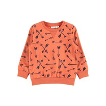 jongens trui Sander mecca orange