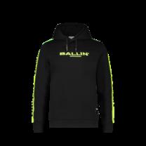trui hoodie black - Christmas edition