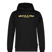 Ballin' trui hoodie black - Christmas edition