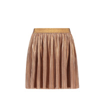 rok plissé rose gold