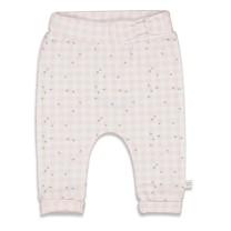 meisjes broek aop roze - daydreaming
