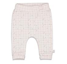 Feetje meisjes broek aop roze - daydreaming