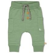 Feetje jongens broek groen - dinomite