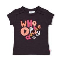 meisjes T-shirt choose antraciet - whoopsie daisy