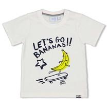 jongens T-shirt let's go wit - playground