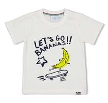 Feetje jongens T-shirt let's go wit - playground