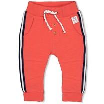 jongens broek oranje - here comes the fun