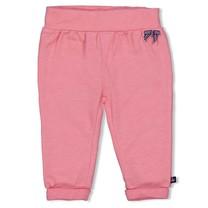 meisjes broek roze - seaside kisses