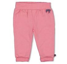 Feetje meisjes broek roze - seaside kisses
