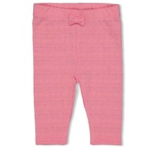 Feetje legging aop roze - seaside kisses