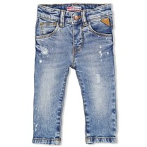 jongens spijkerbroek l. blauw denim - summer denim