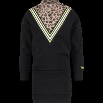 jurk Prisila deep black