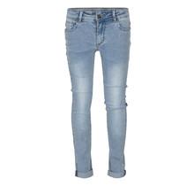 Indian Blue Jeans jongens spijkerbroek Brad super skinny fit light denim