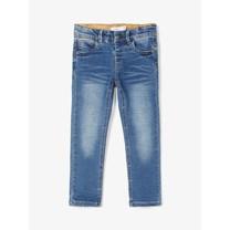 jongens spijkerbroek Theo tobos medium blue denim