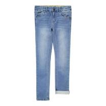 jongens spijkerbroek Pete tobos medium blue denim
