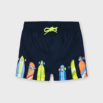 jongens zwemshort navy