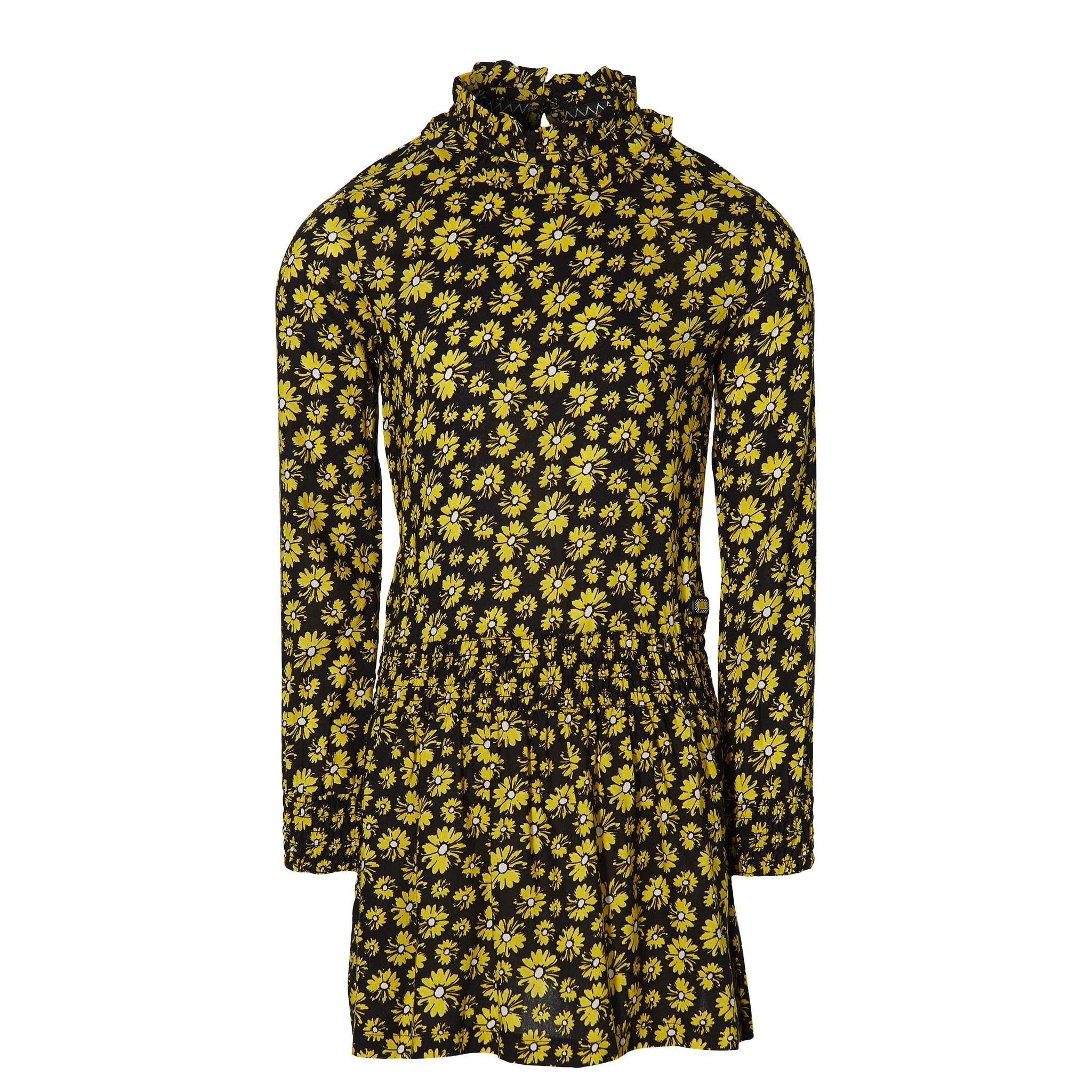 jurk Fanny summer yellow Daisy