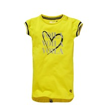 jurk Gabi summer yellow