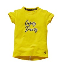 meisjes T-shirt Ghis summer yellow