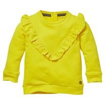 meisjes trui Gila summer yellow