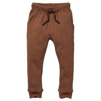 jongens broek Nijs copper brown