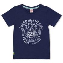 T-shirt Flow indigo - Smile&Wave
