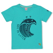 T-shirt wild one mint - Smile&Wave