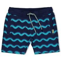 short aop indigo - Smile&Wave