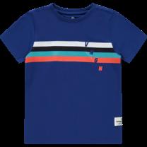 jongens T-shirt Hidde admiral blue