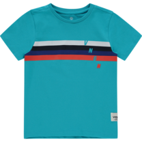 jongens T-shirt Hidde sea blue