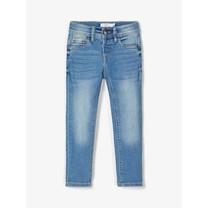 jongens spijkerbroek Silas thris light blue denim