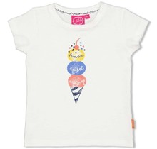 Jubel T-shirt offwhite - sweet gelato