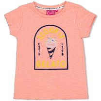 T-shirt gelato koraal - sweet gelato