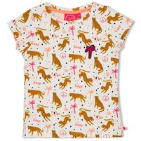 T-shirt aop offwhite - Whoopsie Daisy