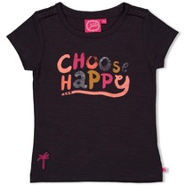 T-shirt antraciet - Whoopsie Daisy