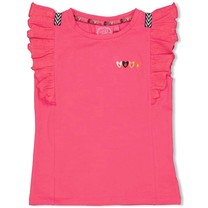 T-shirt fuchsia - Whoopsie Daisy