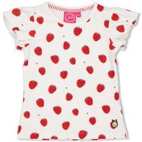 T-shirt aop wit - Tutti Frutti