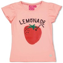 T-shirt lemonade roze - Tutti Frutti