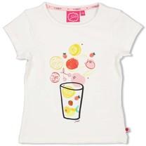 T-shirt wit - Tutti Frutti