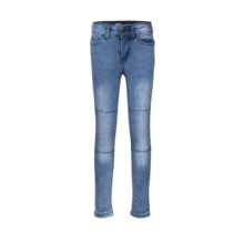 Dutch Dream Denim jongens spijkerbroek Mwezi skinny mid blue
