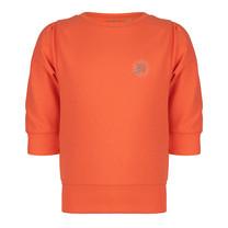 meisjes trui bright orange