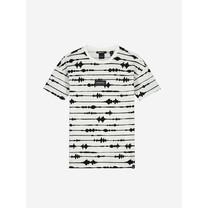jongens T-shirt ayden off white