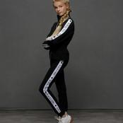 Elle Chic broek sporty black